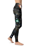 Diamond Refraction Leggings