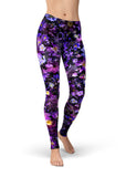 Violet Wind Leggings