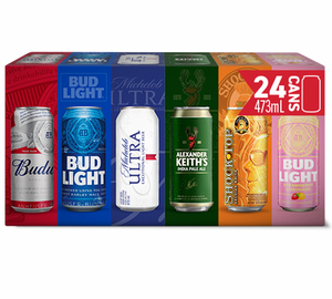 Brewer's Variety Pack 24 x CANS 473 ML