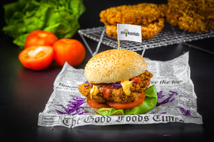 Hot & Spicy Patty Ayam Crispy (Peha) * 1 kotak x 48 pcs [BORONG]