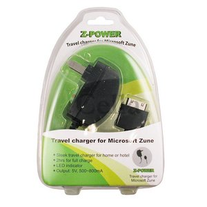 Home Charger For Zune