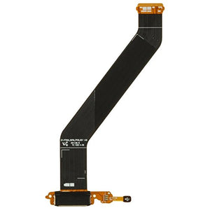 Charge Port (with Flex Cable) for Samsung Galaxy Tab 10.1, Tab 2 10.1 (Rev 1.6D) with Glue Card