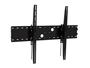 Black Adjustable Tilt/Tilting Wall Mount Bracket for Sharp LC80LE757U 80