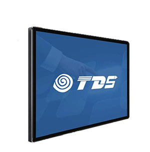 TDS Touch 4302D, Interactive Digital Signage,Touchscreen LED Backlight LCD Monitor, 43-inch, Wide 1920X1080 FHD 16:9, 10-Touch Pcap,USB Interface, Explosion and dust-Proof Glass, Flat Panel