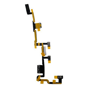 Flex Cable (Power & Volume) for Apple iPad 2 with Glue Card