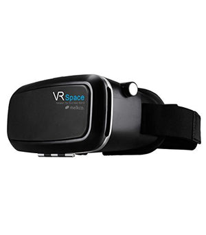Melkco 3D VR Viewer Box Headset - Black