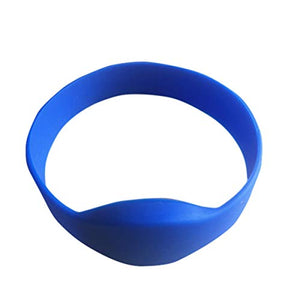 YARONGTECH 125khz RFID writable rewritable t5577 Silicone Wristband (Pack of 5)