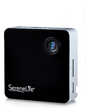 SereneLife Reliable Wireless Camcorder Bundle (AZSLBCM18BK)