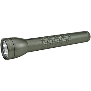 MagLite ML300LX LED 3-Cell D Display Box, Foliage Green