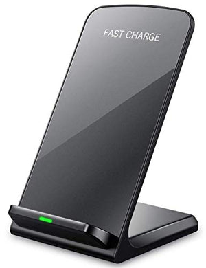 Qi Certified Universal Wireless Fast Charger