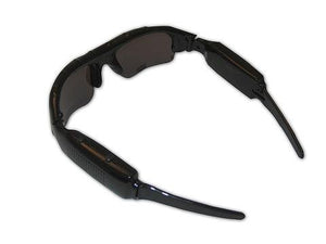 ElectroFlip DVR Sunglasses Camcorder for Extreme Sports