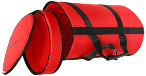Telescope 30A036Padded Bag for Telescope, Red