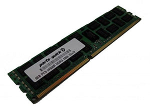 8GB Memory for Apple Mac Pro 2013 1866MHz DDR3 ECC SDRAM R-DIMM PC3-14900 RAM (PARTS-QUICK Brand)