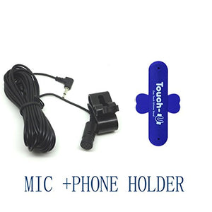 YIHAO Mic Microphone Car Radio CD Player Stereos Bluetooth FOR Pioneer AVIC-Z3 WITH HOLDER