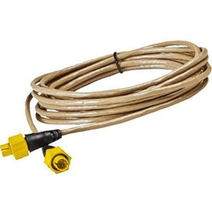 Lowrance Ethernet Cable w/Yellow Plugs, 25ft, 127-30