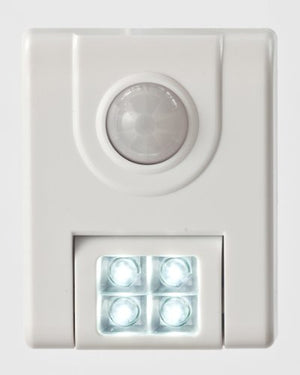 Light It! By Fulcrum, LED Wireless Motion Sensor Light, White