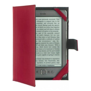 M-Edge Bennett Carrying Case for Digital Text Reader - Raspberry