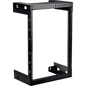 Black Box 15U Wallmount Rack M5 Square Ho