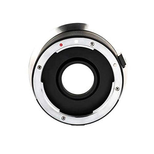 Venus Laowa Magic Format Converter for Nikon Mount Lens on Fuji GFX Camera