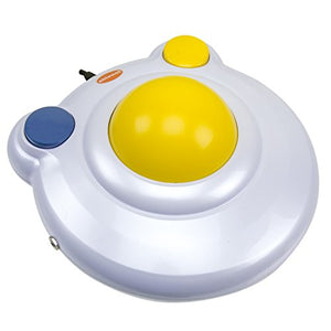 Bi Gtrack 2.0 Trackball   For Users Who Lack Fine Motor Skills To Use A Mouse. A Big 3� Trackball W