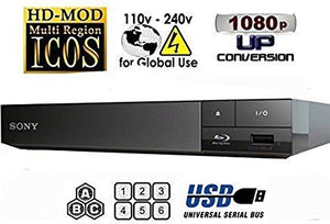 WGC Sony Region Free Blu Ray Player Pal/NTSC Zone A B C Rigion 012345678 Will Play