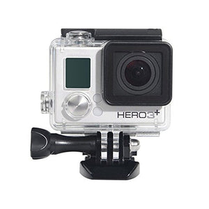 Waterproof Case for Gopro Hero 4 3 Plus, Protective Rotective Underwater Dive Case Cover Housing for Go Pro HERO 4 3+ 3