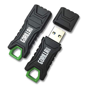 Gorilla Drive 3.0 Ruggedized 32 Gb Usb Flash Drive (Single)