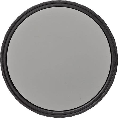 Heliopan 37mm Circular Polarizer SH-PMC Filter (703746) with specialty Schott glass in floating brass ring