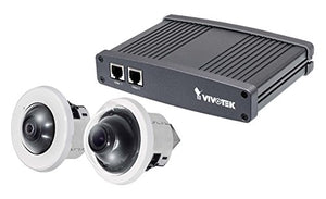 VC8201-M13 1X5MP 2HEAD INDR CAM - VC8201-M13