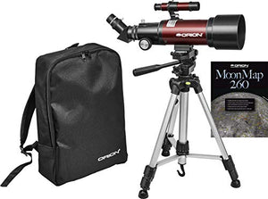 Orion GoScope III 70mm Refractor Travel Telescope