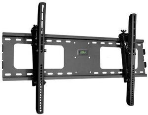 Black Adjustable Tilt/Tilting Wall Mount Bracket for Sharp LC60LE644U 60
