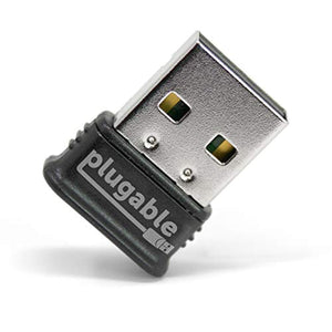 Plugable USB Bluetooth 4.0 Low Energy Micro Adapter (Compatible with Windows 10, 8.1, 8, 7, Raspberry Pi, Linux Compatible, Classic Bluetooth, and Stereo Headset Compatible)