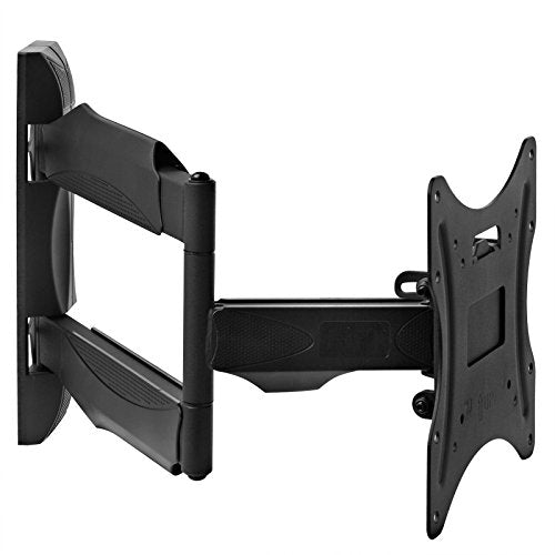 "Mount Factory Articulating Swivel Full Motion TV Wall Mount Bracket for 32"" - 52"" TV"