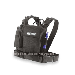 Conterra Tool Chest Radio Chest Harness (Black)