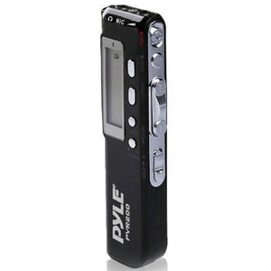Pyle Pvr200 Digital Voice Recorder with 4GB Built-in Memory (PylePVR200 )