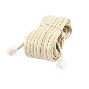 MAGNUM PRO MA625 25ft 4 wire telephone cable