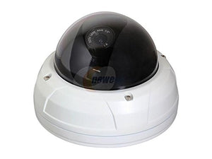 Vonnic VCD510W Outdoor Day/Night 3 AXIS Design Dome Camera