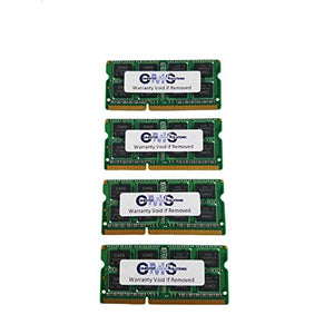 32Gb (4X8Gb) Ram Memory Compatible with Apple iMac Core I5 3.4 27-Inch (Late 2013) Me089Ll/A by CMS A6