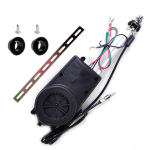 Car Automatic Antenna Aerial Kit Auto AM FM Radio Electric Power Exterior Valid