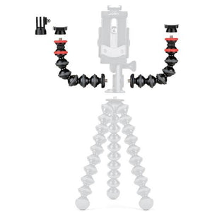 Joby GorillaPod Arm Kit for Action Video Camera, Mics and Lights