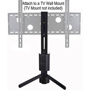 VideoSecu Component Shelf Wall Mount Bracket for DVR VCR DVD Player DDS Receiver Cable Box - TV Mount Attachable M01