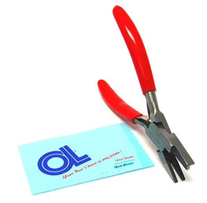 Nessagro Hand Held Coil Crimpers Pliers for Spiral Binding Spines .#GH45843 3468-T34562FD304389
