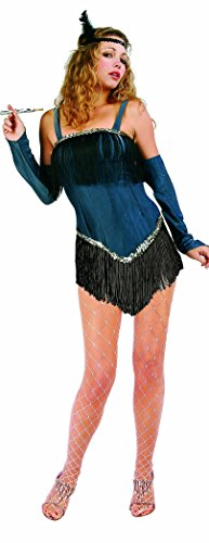 Fringetime Lame (Blue;Medium)
