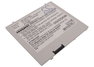 Cameron Sino 5161mAh Replacement Battery Compatible with Toshiba PA3884U-1BRS