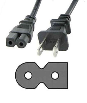 PlatinumPower AC Power Cable Cord for Bose Companion 3, 5, SoundDock 10, SoundTouch 20, 30, Acoustimass 15, 16, Series II