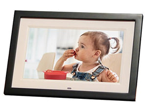 Skylight Frame: 10 Inch Wi Fi Digital Picture Frame, Email Photos From Anywhere, Touch Screen Display