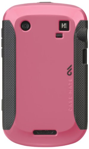 Case Mate Pop Case For Black Berry Bold 9900/9930   Pink/Cool Gray