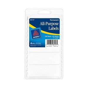 All purpose Label (Pack of 128) [Set of 5]