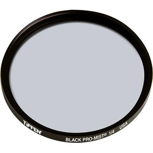 Tiffen 46mm Black Pro Mist #1/4 Special Effects Filter