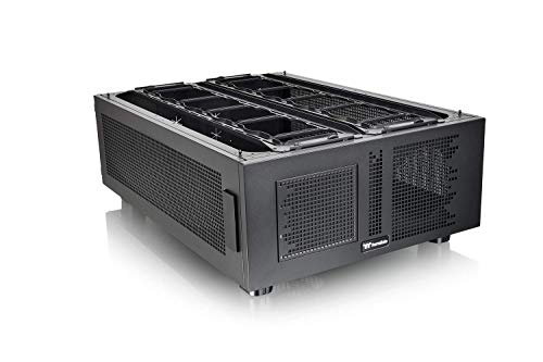 Thermaltake Core P200 Extended Water Cooling Fully Modular/Dismantle Stackable Tt LCS Certified Pedestal CA-1F4-00D1NN-00